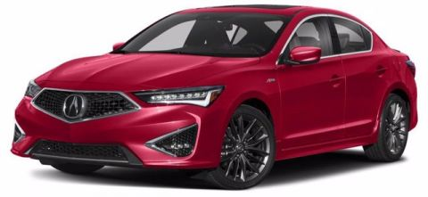 2020 Acura ILX Tech A-Spec