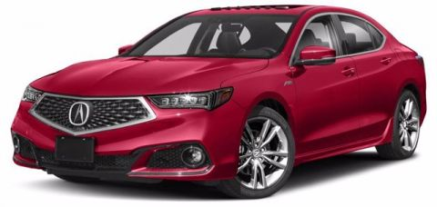 2020 Acura TLX Tech A-Spec