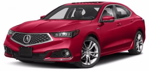 New 2020 Acura TLX Tech A-Spec